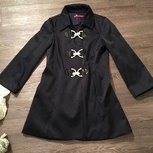🌿 $815 Alice + Olivia RARE toggle duffle pea coat